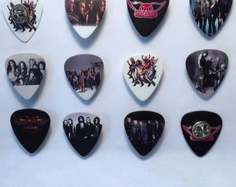 Aerosmith Guitar Pick Pin