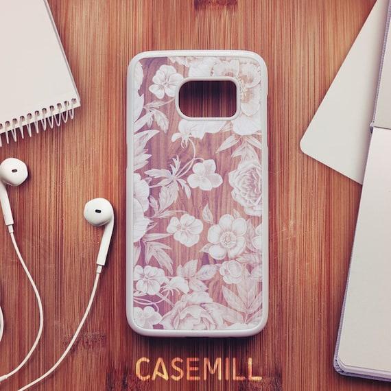 samsung galaxy s6 floral case