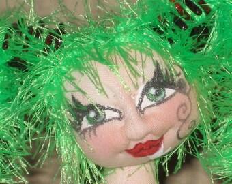 SALE SALE SALE Goth Art Doll