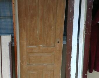 Antique Door with frame