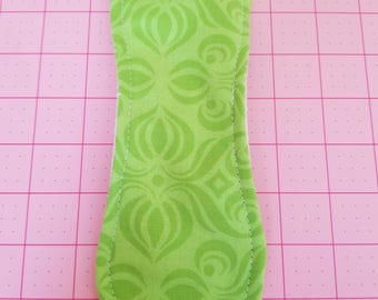 Cloth Pad/Light Flow/ 8.5 Inches Long/Single Layer Wing- Thinner Pad