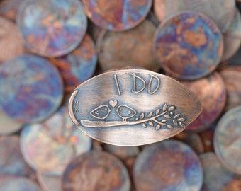 I Do Wedding Favor • Copper • Wedding Collection • I Do • Pressed Penny