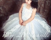 Vintage Flower Girl Dress...