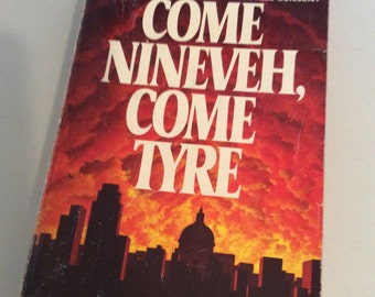 Come Nlneveh,Come Tyre,Political Novel,Political Suspense,President Intrigue,Espionage,Edward M Jackson,Political Saga,Soviet Union