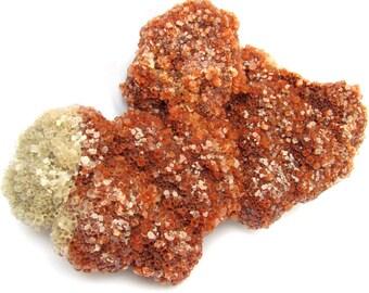 BIG Aragonite Crystal Cluster - Natural Raw Mineral Specimen - 1 lb