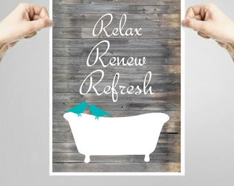 Printable wall art, You are the bubbles to my bath art, rustic western decor for bathroom
