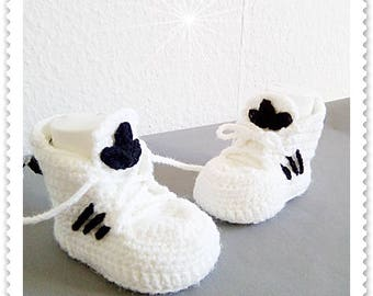 Baby Boots knitted baby shoes Shoes sneakers