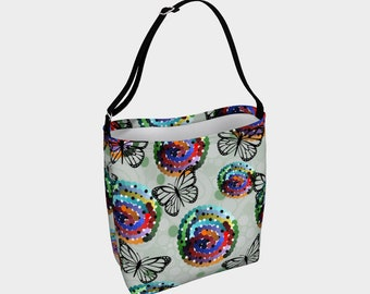 Butterfly Colour - Tote Bag