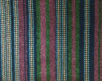 Cotton and 25cm x 35cm - Haute Couture lurex Tweed
