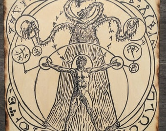 The Exchange - Occult Lovecraft Great Race of Yith Sigil