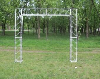 Metal wedding Arch/ Wedding Backdrop / Floral Arch / Bohemian Backdrop/ Ceremory Arch