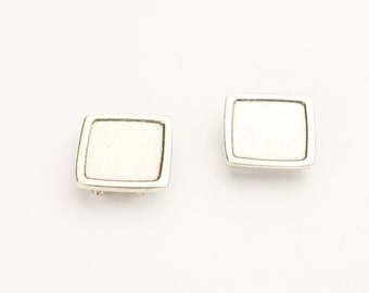 25MM Slider Blank - DIY - Create Your Personal Style - Qty 1