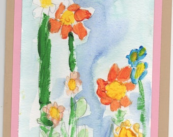 Original Watercolor Notecards by Karalynn O'Neil