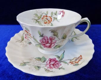 Royal Doulton Clovelly Cup and saucer
