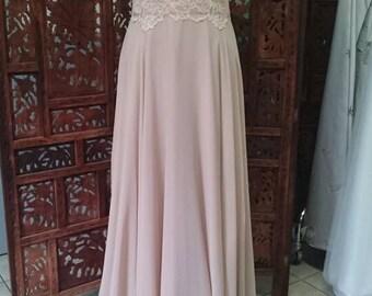 Evening dress, special occasion dress, bridesmaid dress