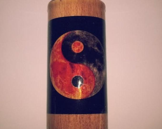Yin Yang Lighter Case,  Lighter Holder, Lighter Sleeve