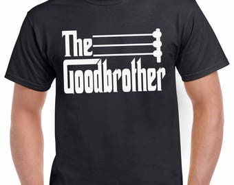 The Good Brother Goodbrother t-shirt Gallows Anderson The Club Balor Too Sweet njpw wwe tna roh hog wwf nwo dx pro wrestling