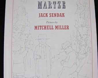 Martze // Vintage Children's Book // 1968 Hardback // Gift Quality Copy