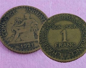 A franc (or 2 or 3) for your thoughts....