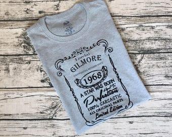 Lorelai Gilmore Whiskey Bottle T-Shirt | Gilmore Girls TV Show