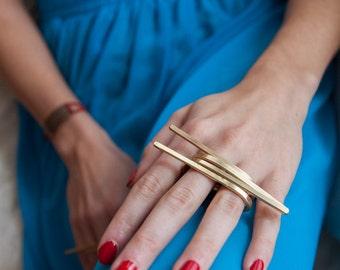 Knuckleduster Ring