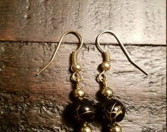 Black Elegance earrings