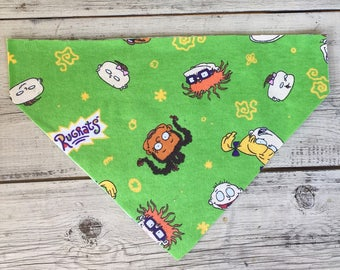 Rugrats Dog Bandana, Throwback Bandanas