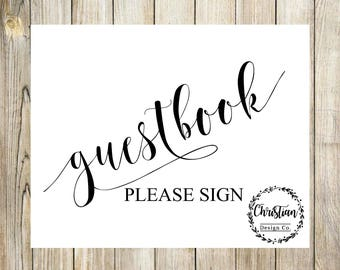 Sign Our Guestbook | Please Sign Our | Sign Our Guest Book | Guest Book Table | Guestbook Printable | Guestbook Table Sign | Guestbook Sign