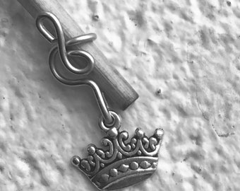 Crown Locs and Braids Hair Jewelry