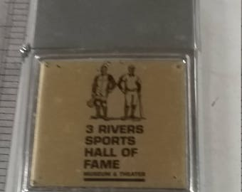 Vintage  warco untested lighter 3 rivers sports hall of fame