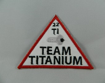 Team Titanium Patch