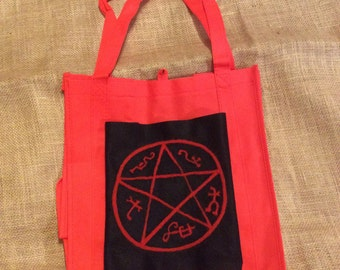 Supernatural Bag - Devil's Trap