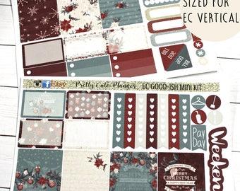 Planner Stickers - Weekly Planner stickers - Erin Condren Life Planner - Happy Planner - Christmas Planner Stickers- Dear Santa Goodish