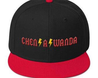 Camp Chen-A-Wanda Snapback