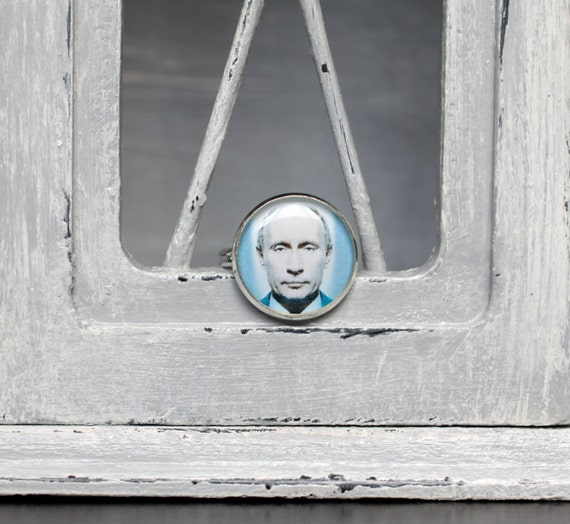 President ring - Russian Federation Design - Vladimir Putin jewelry