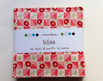 Bliss Charm Pack