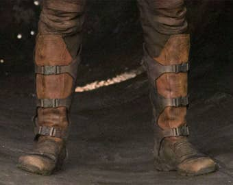 Star Lord Leg Cover Spats - Guardians of the Galaxy Vol. 2 (BOOT COVERS)