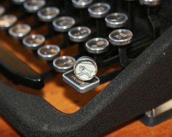 Aries Typewriter Key Pin