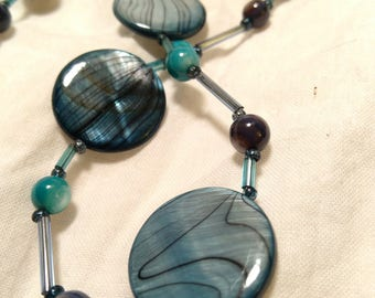 Watery Necklace