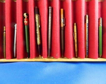 Old Pencils - Some Advertizing - 9 Each - All One Price