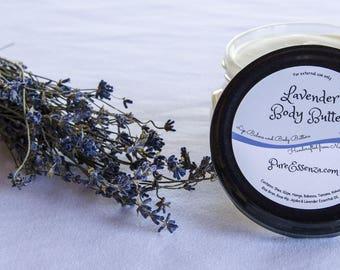 Body Butter - Lavender