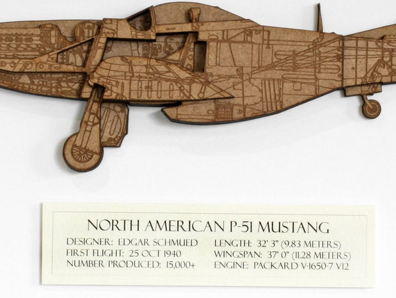 P 51 mustang blueprint wood cut p51 blueprint wall art p51 p 51 mustang blueprint wood cut p51 blueprint wall art p51 mustang wall art aircraft decor blueprint art aviation art 8x10 or a4 malvernweather Gallery