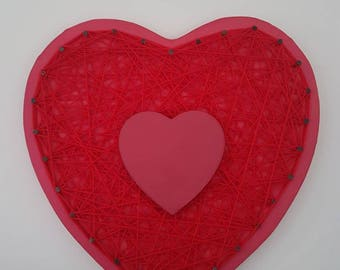 Heart strings (personalise version)