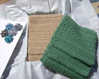 Scarves - Alpaca Wool, Medium