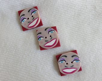 Face It Buttons