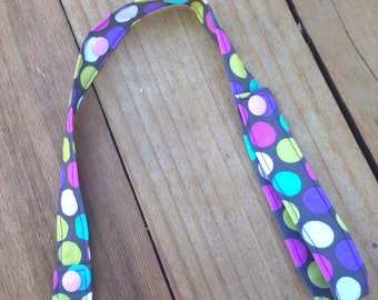Diddly Dot Toy Pacifier Leash