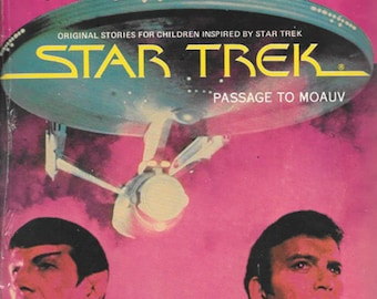 Star Trek Original Series-Sealed Mint in Package-Book and 45 records