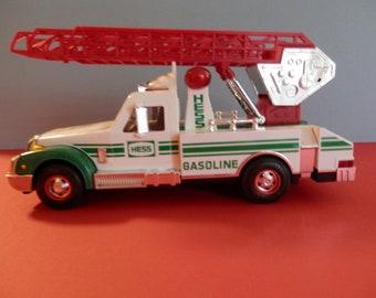 Hess Rescue Truck