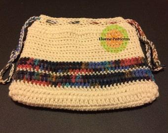 Crochet Purse Pattern CROCHET PATTERN PDF Download