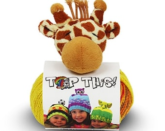 "TopThis"" Knitted Hat Kit"